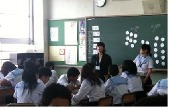 ... 15日(火)貝塚市立第二中学校