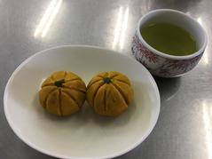 200701【ブログ】コメント:かぼちゃのねりきり風、お弁当コンテスト(予行)(3年「生活文化」)②.JPGのサムネイル画像