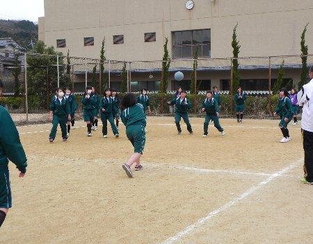 球技大会2012-1