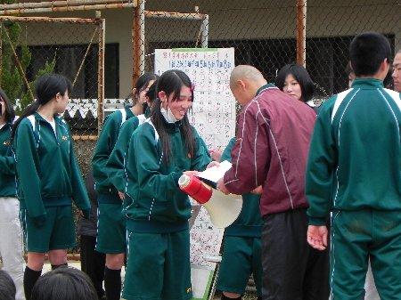 球技大会2012