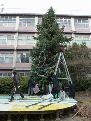 161219 クリスマスツリー2