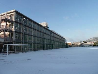 170116 雪の箕面東5