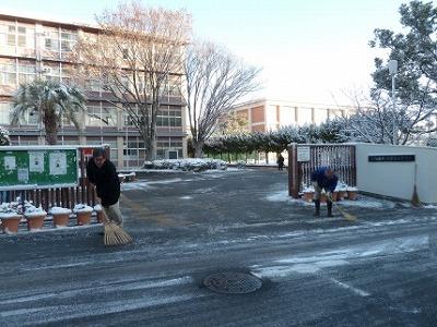 170116 雪の箕面東6