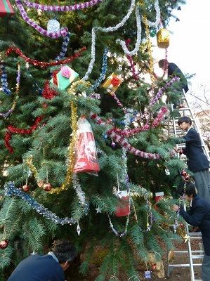 161219 クリスマスツリー3