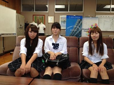 一学期授業最終日 大掃除 2012.0...