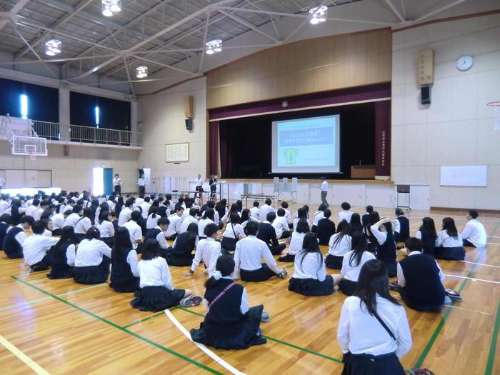 長野北高校の日々