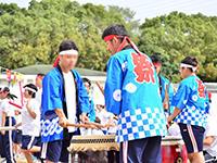 h290930(運動会)応援団02.JPG