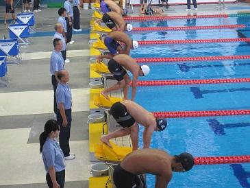 水泳部OB会および全国 078スタート前.jpg