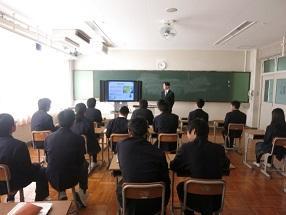 国際交流授業