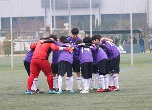 大阪支援学校サッカー大会