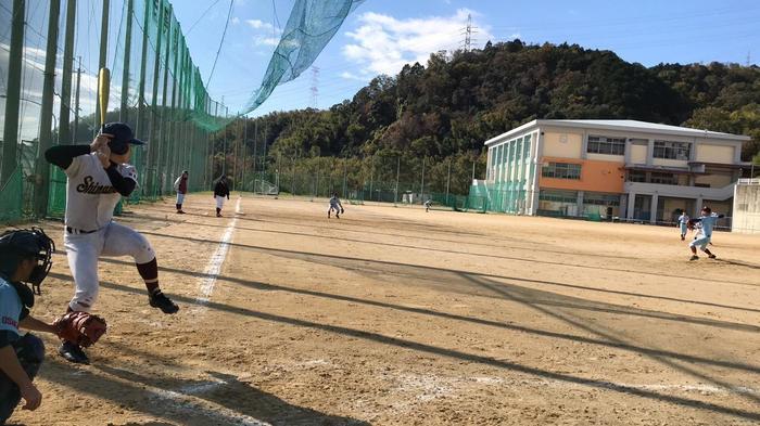 大阪府立島本高等学校硬式野球部